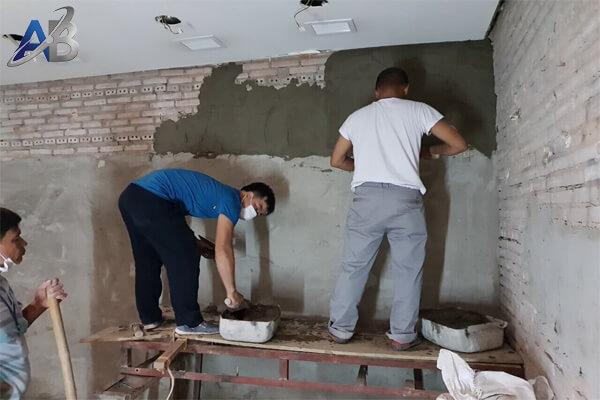 Dịch vụ sửa chữa nhà ở tại bình dương