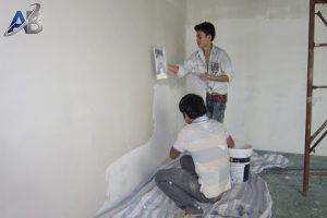 Thợ sơn nhà ở tại bình dương
