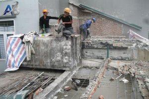 Thợ sửa chữa nhà tại quận 1