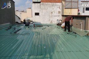 Chống dột mái tôn tại Đồng Nai