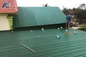 Chống dột mái tôn tại quận 8