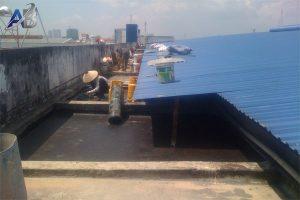 Chống dột mái tôn tại quận Bình Chánh