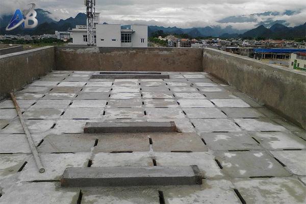 Chống thấm dột mái tôn ở tại quận 9