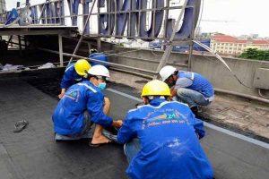 Chống thấm dột mái tôn ở tại quận Bình Chánh