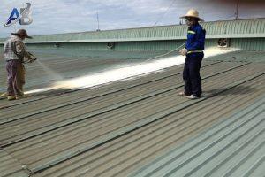 Chống thấm dột mái tôn ở tại quận Tân Bình