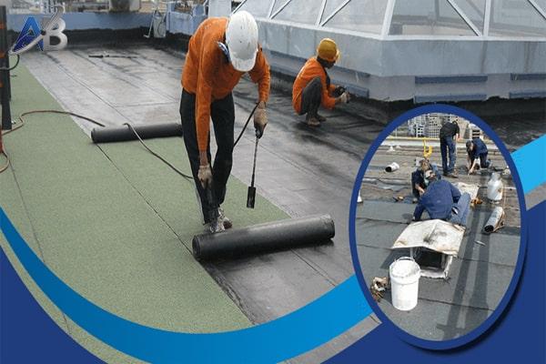 Chuyên chống dột mái tôn tại bình dương