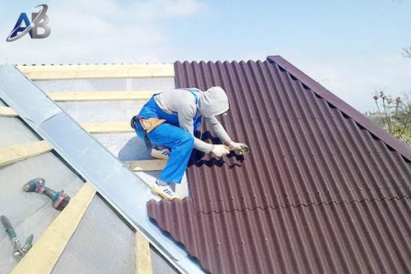 Chuyên chống dột mái tôn tại quận 10