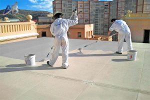 Chuyên chống dột mái tôn tại quận 12