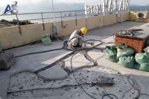 Chuyên chống dột mái tôn tại quận gò vấp