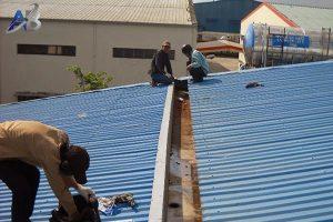 Dịch vụ chống dột mái tôn tại quận 1