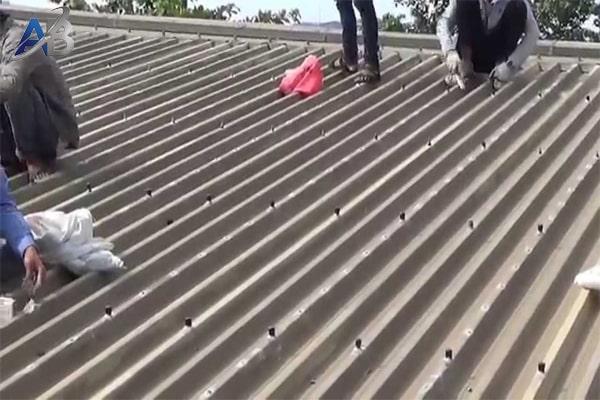 Dịch vụ chống dột mái tôn tại quận 12
