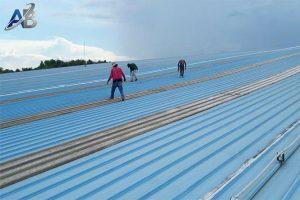 Dịch vụ chống dột mái tôn tại quận 5