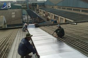 Dịch vụ chống dột mái tôn tại quận 7