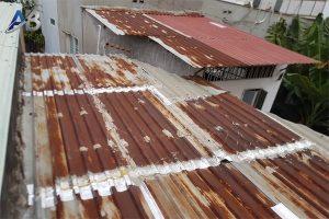 Dịch vụ chống dột mái tôn tại quận 8