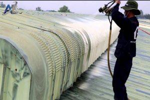 Dịch vụ chống dột mái tôn tại quận bình chánh