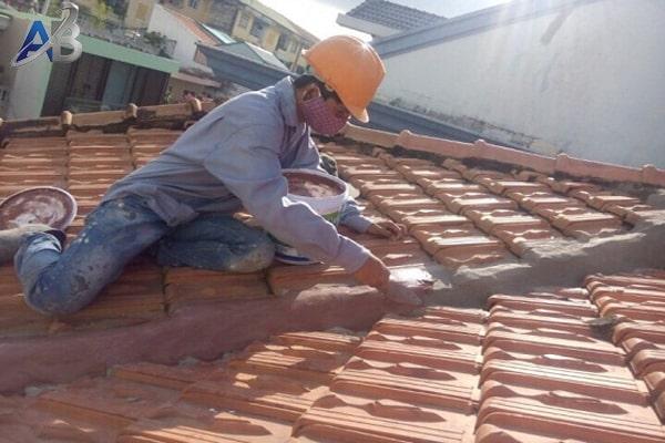 Dịch vụ chống dột mái tôn tại quận bình thạnh