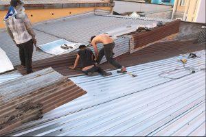 Dịch vụ chống dột mái tôn tại quận phú nhuận