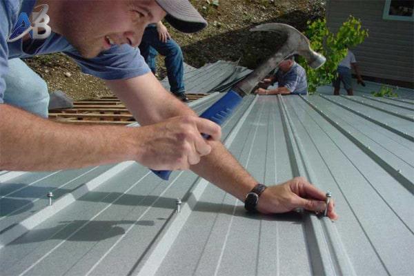 Dịch vụ chống dột mái tôn tại quận thủ đức
