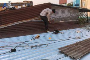 Dịch vụ chống dột nhà ở tại Bình Dương