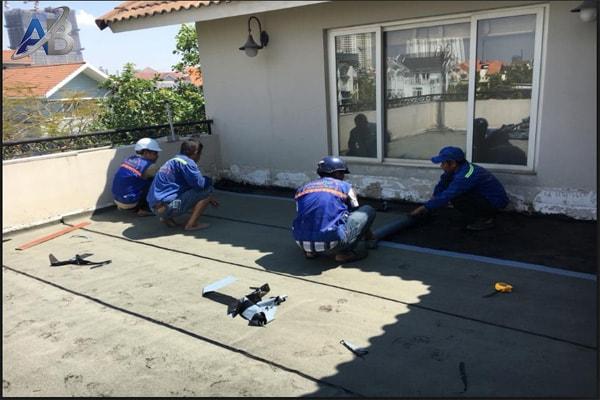 Dịch vụ sửa chữa chống thấm