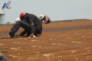Thợ chống dột mái tôn ở tại Bình Dương