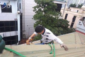 Thợ chống dột mái tôn ở tại quận 1