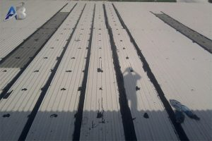 Thợ chống dột mái tôn ở tại quận 7