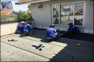 Thợ chống dột mái tôn ở tại quận 8
