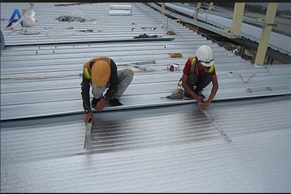 Thợ chống thấm dột mái tôn tại quận phú nhuận