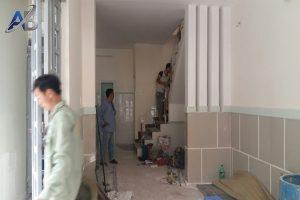 Chuyên làm sơn sửa nhà ở quận 3