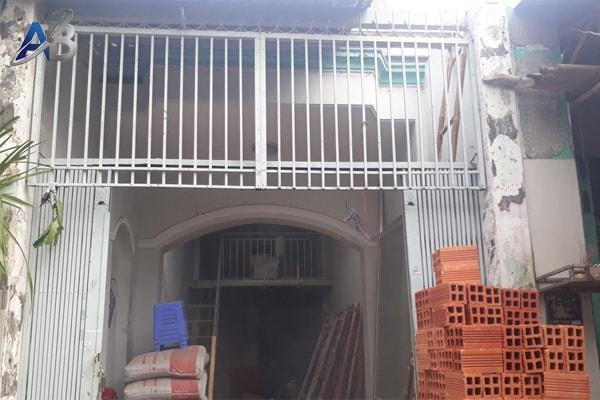 Chuyên làm sơn sửa nhà ở quận 4