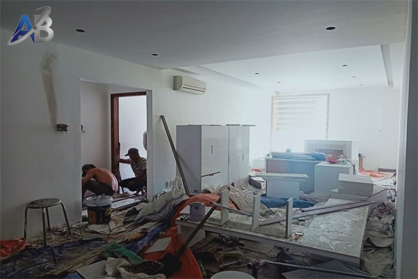 chuyên sửa chữa nhà ở tại quận 5