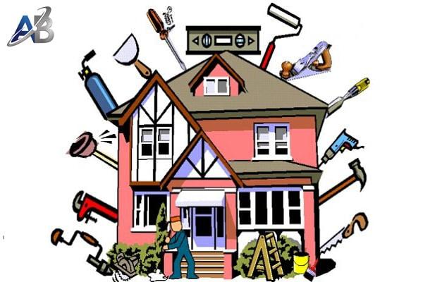 Chuyên sửa chữa nhà ở tại quận 7