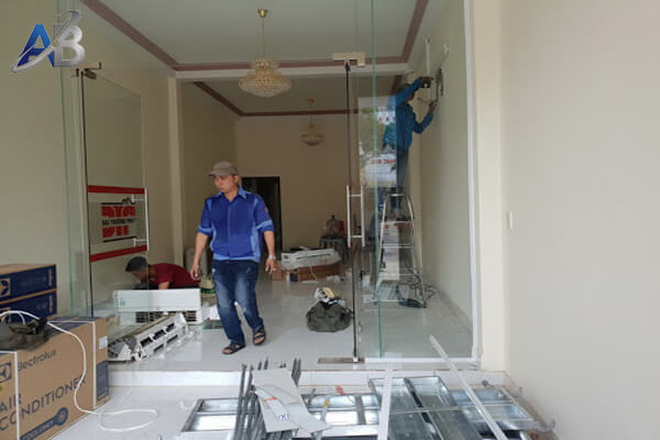 Thợ sửa chữa chống thấm dột tại Bình Dương