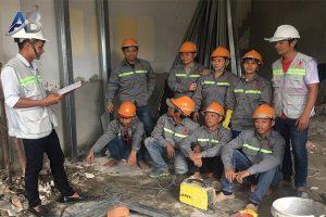 Thợ sửa chữa chống thấm dột tại quận 1