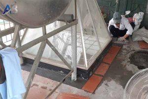 Thợ sửa chữa chống thấm dột tại quận 3