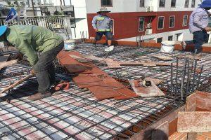 Thợ sửa chữa chống thấm dột tại quận 4
