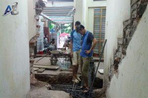 Thợ sửa chữa chống thấm dột tại quận 6