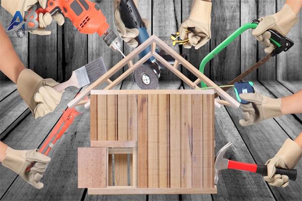 Thợ sửa chữa nhà tại ở quận 7