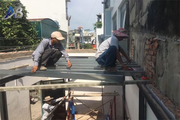 Thợ sửa chữa nhà tại ở quận Bình Tân