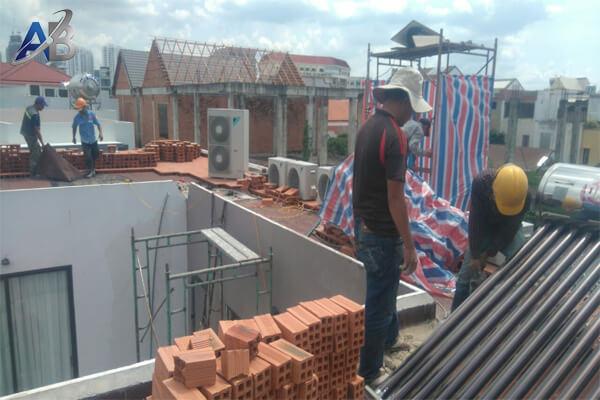 Thợ sửa chữa nhà tại ở quận Bình Thạnh
