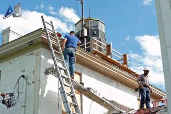 Thợ sửa chữa nhà ở tại quận 3