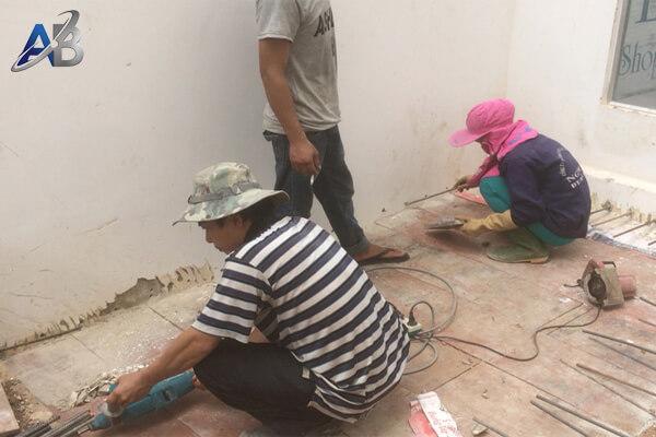 Sơn sửa chữa nhà tại quận 3