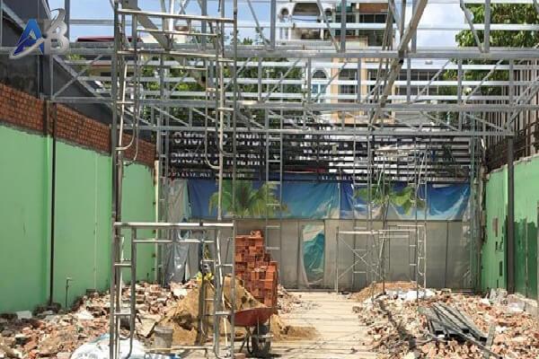 Sơn sửa chữa nhà tại quận 5