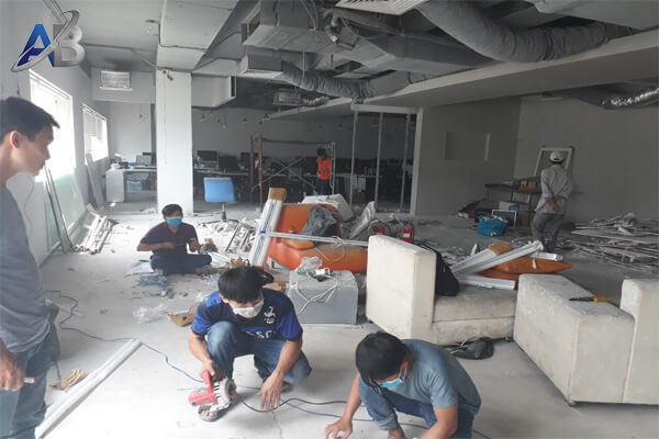 Sơn sửa chữa nhà tại quận 7