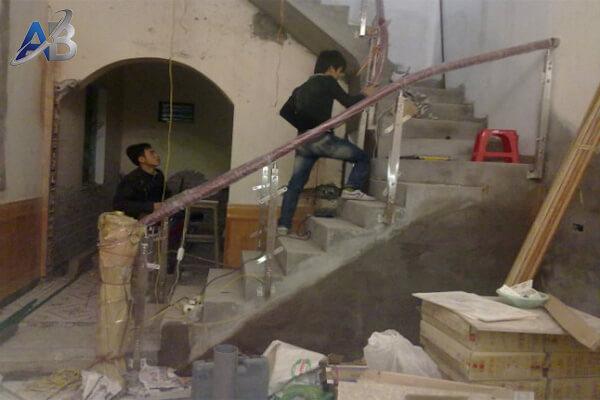 Sơn sửa chữa nhà tại quận tân bình