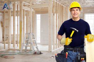 Sơn sửa chữa nhà tại quận tân phú