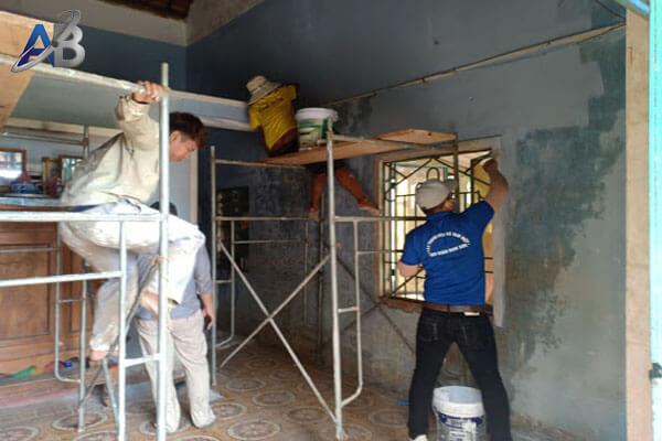 Thợ sơn sửa nhà tại ở quận 11