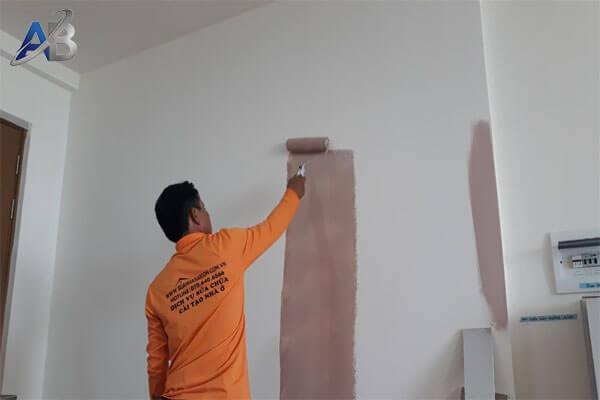 Thợ sơn sửa nhà tại ở quận 5
