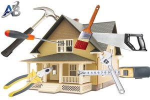 Thợ sơn sửa nhà tại ở quận bình thạnh